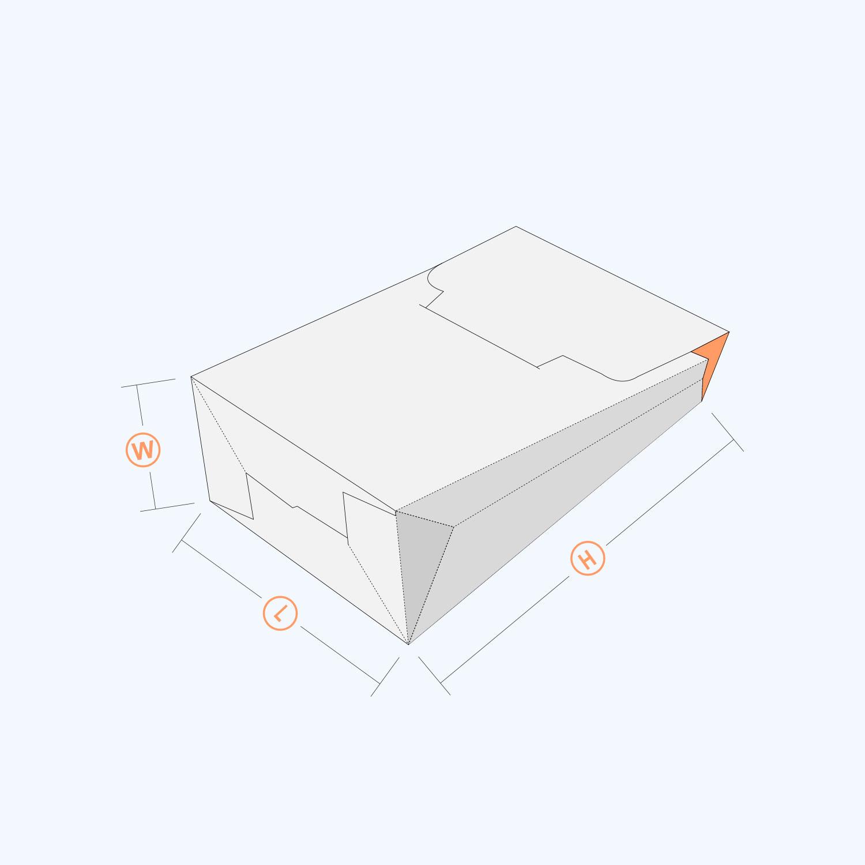 Gable Bag Gift Box